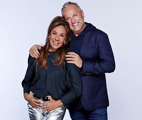 Gordon en Patty met dagelijkse talkshow op SBS 6