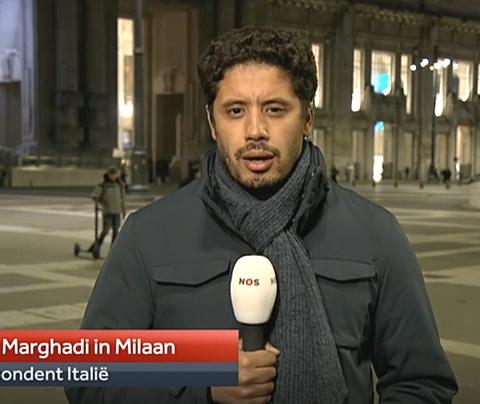 Mustafa Marghadi zet De Vooravond op zwarte lijst
