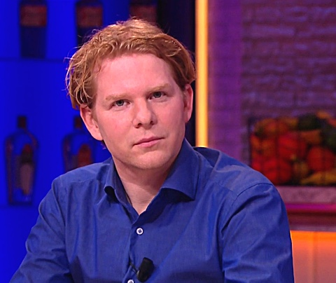 Gijs Rademaker teleurgesteld in Arjen Lubach