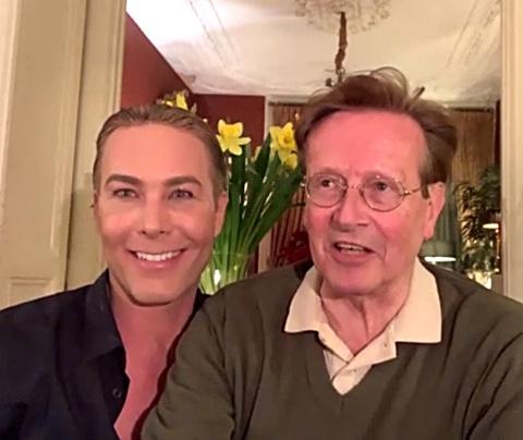Spannend: RTL 4 filmt ruziënde Frank en Rogier