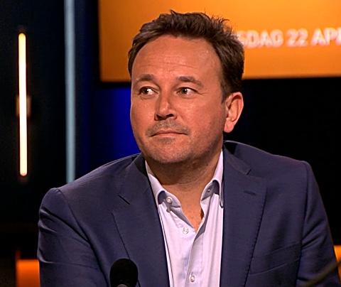 Xander van der Wulp interviewt liever Baudet dan Rutte
