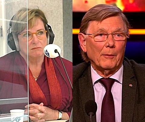 Tv-gevecht op komst: Catherine Keyl vs Ab Osterhaus
