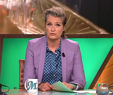 Margriet van der Linden boos over polonaise in Brabant