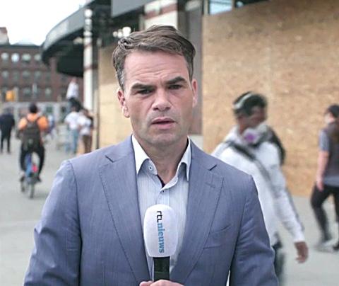 Erik Mouthaan: 'NL praat overal liever over dan racisme'