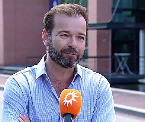 Peter van der Vorst heeft in Abcoude last van homofobie