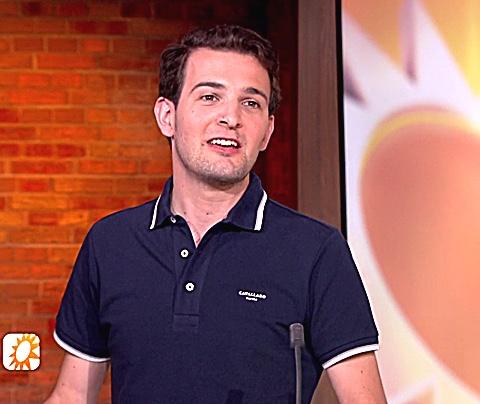 'Rob Goossens in polo is lelijk: spaghetti-armpjes'