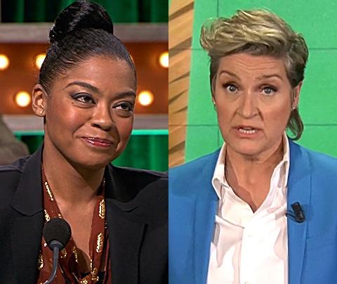 Margriet boos op Natacha: 'Waar was je in racismerel?!'