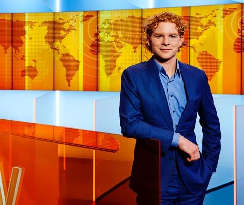 Gijs Rademaker al 42: 'Ik heb gewoon een babyface'