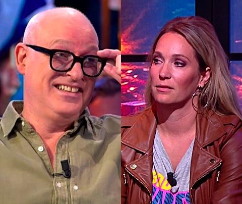 René van der Gijp vindt Hélène Hendriks geen optie