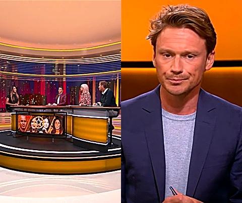'Kutprogramma' Shownieuws valt Op1-Sander lastig