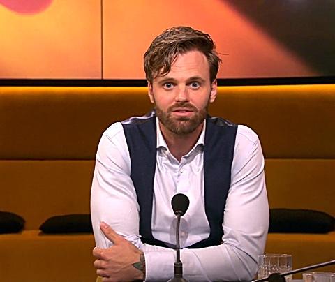 BNNVARA tevreden: Tim Hofman week langer in Op1