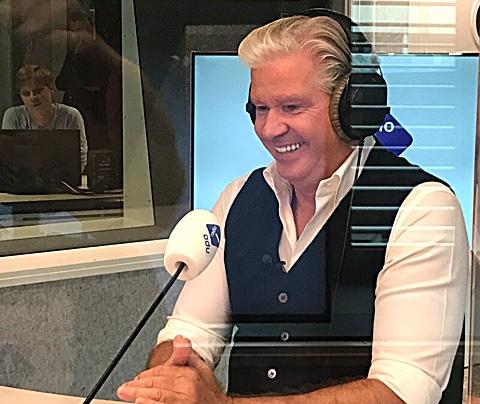 Kans op Radio 1-terugkeer Dries Roelvink is 30 procent