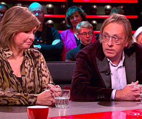 Angela de Jong en Marcel van Roosmalen ruziën verder