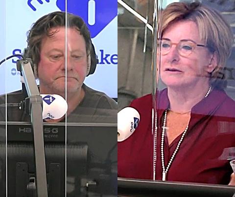 Catherine Keyl snoeihard beledigd op NPO Radio 1