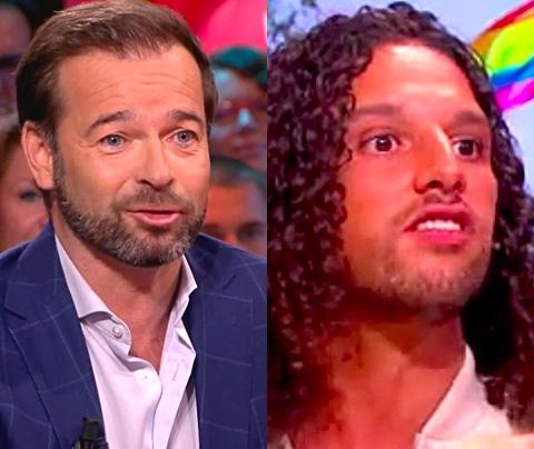 Peter van der Vorst wil dat Ali B stopt met 'flikker'