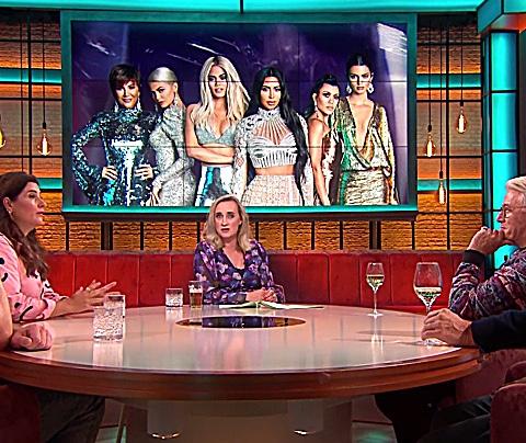 Eva Jinek verbijsterd: 'Kennen jullie Kardashians niet?'