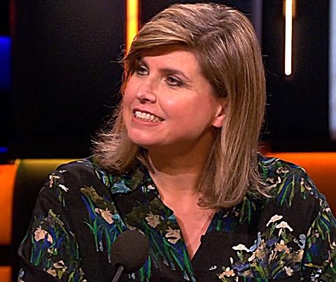 Angela de Jong: 'Leuke smoesjes, Peter van der Vorst'