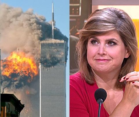 Hier was Angela de Jong tijdens de aanslagen op 9/11