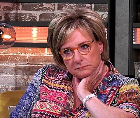 Date dumpt Catherine Keyl vanwege tv-salaris