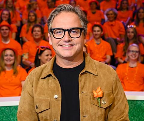 Guus Meeuwis baalt van tv-blunder met Beatrix
