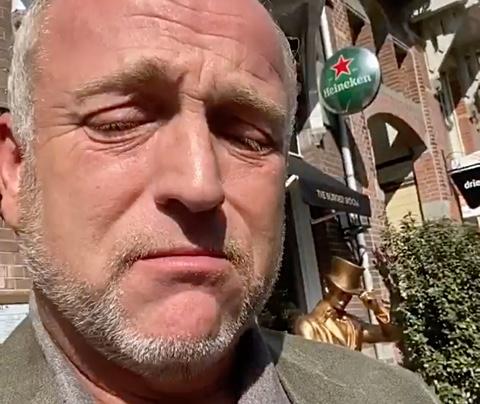 Horror: Gordon in eigen huis beroofd en mishandeld