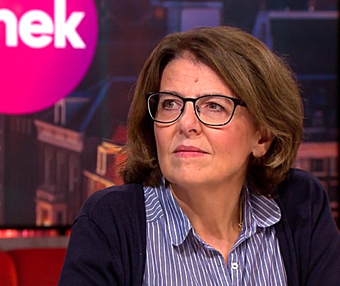 Ann Vossen niet blij met Arjen Lubach: 'Doet pijn'