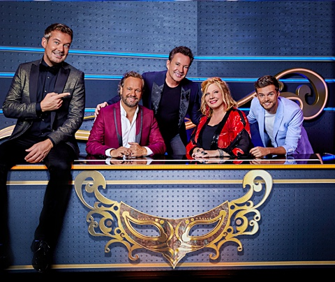 RTL 4 bevestigt oudejaarseditie The Masked Singer