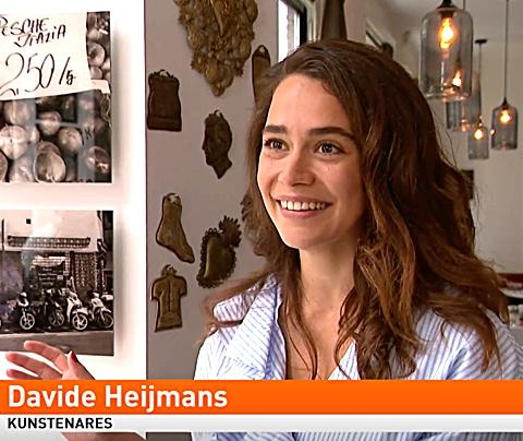 Shownieuws interviewt verloofde Thierry Baudet