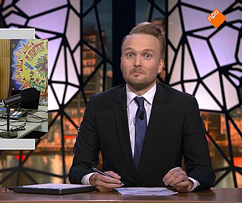 Arjen Lubach lacht complotdenker Lange Frans uit