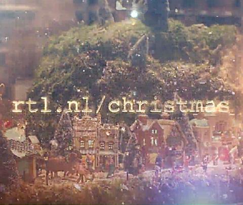 RTL 4 zet Martijn Krabbé op kerstdorpbouwers-show