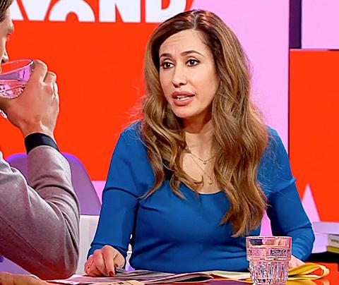 Arjen Fortuin: 'Fidan Ekiz heeft rare dubbelrol'