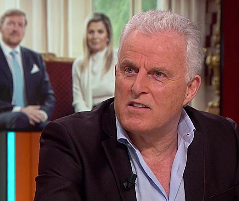 Peter R. de Vries: 'Koning leek wel een wassen beeld!'