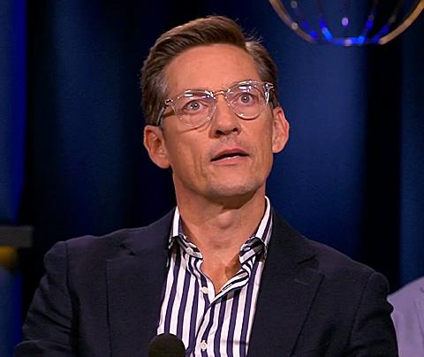 Joost Eerdmans verdedigt Thierry Baudet bij Op1