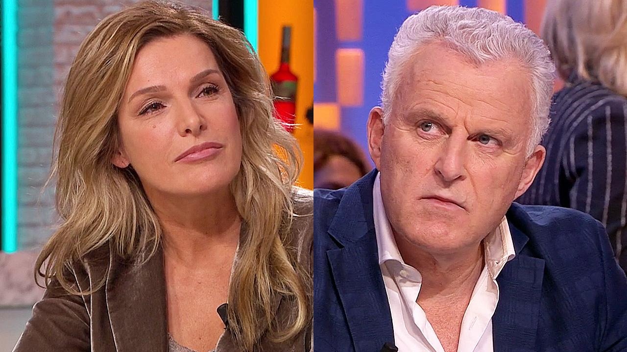 Lucille Werner en Peter R. de Vries