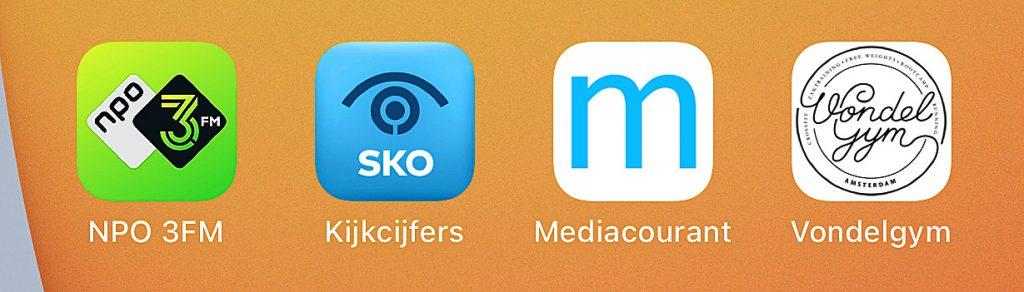 Mediacourant app