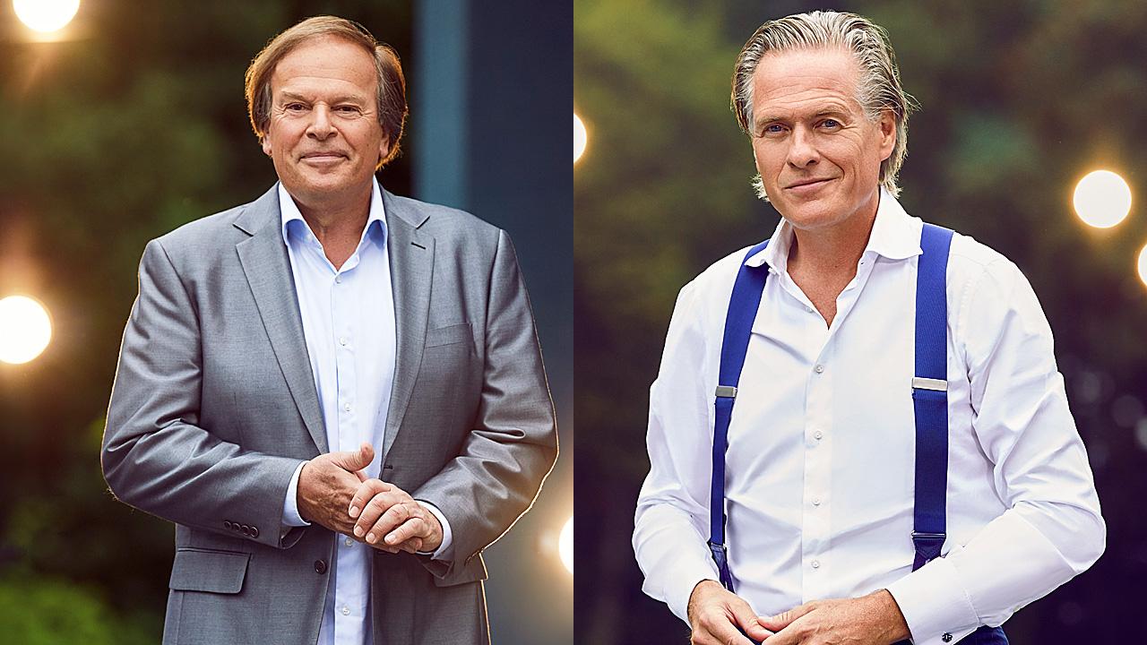 Ivo Niehe en Jort Kelder