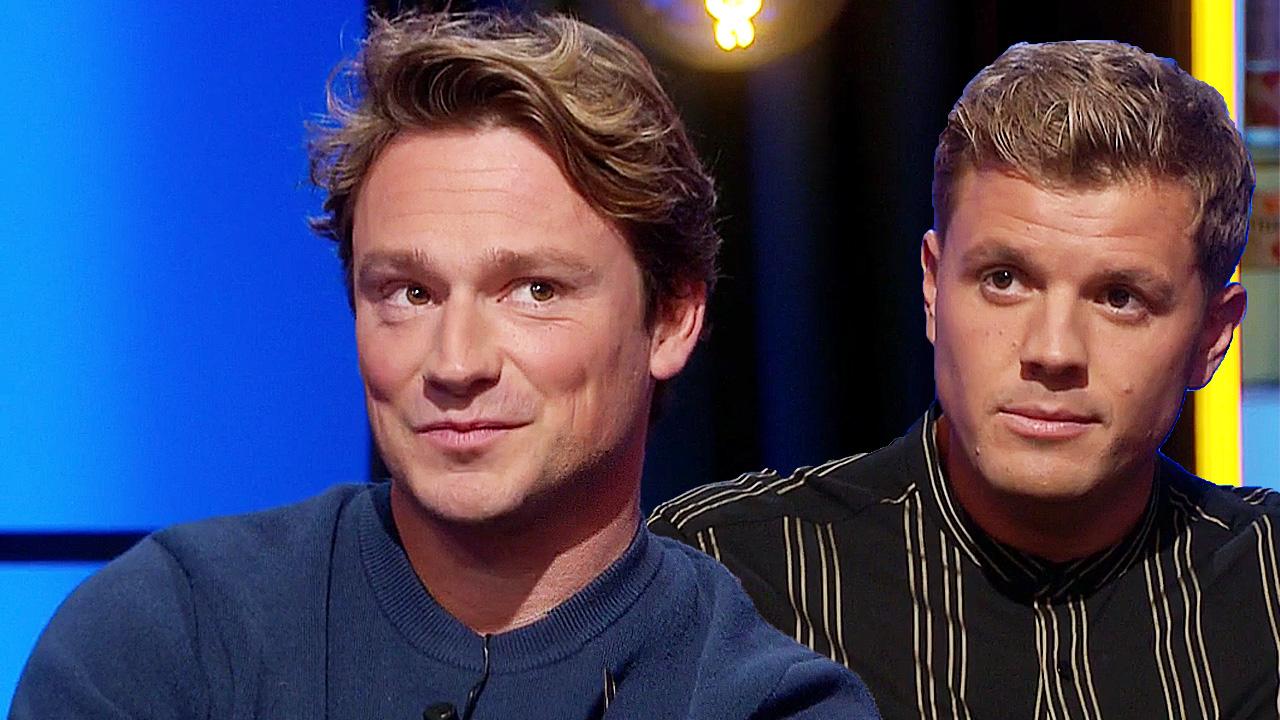 Sander Schimmelpenninck en Jaap Reesema