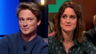 Sander Schimmelpenninck en Janine Abbring