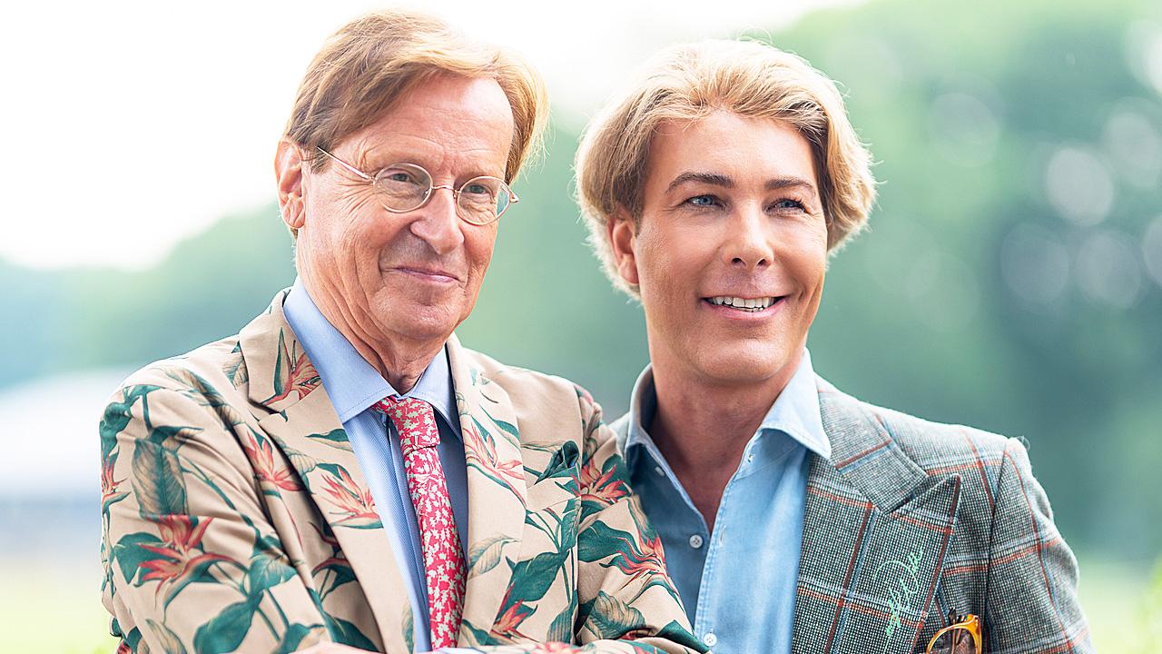 Frank Jansen en Rogier Smit