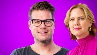 Coen Swijnenberg en Cora van Nieuwenhuizen