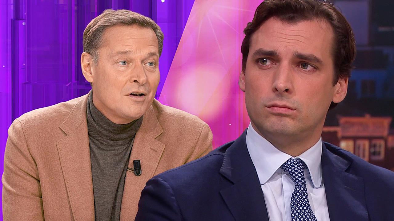 Albert Verlinde en Thierry Baudet