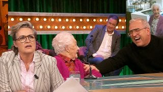 Gordon in talkshow M