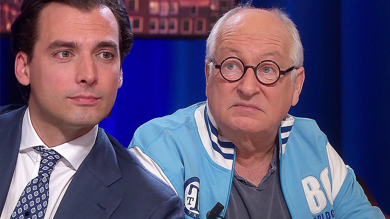 Thierry Baudet en Youp van 't Hek