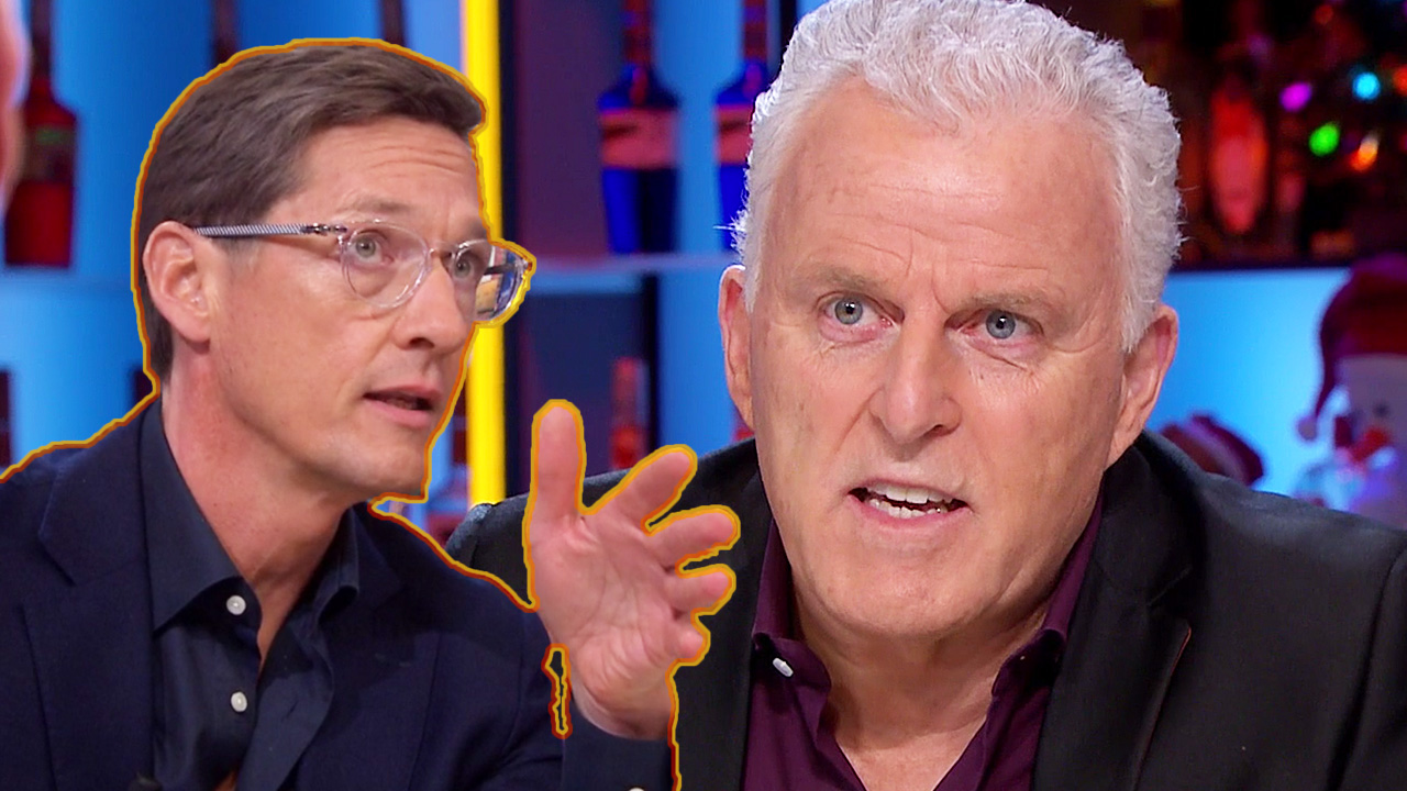 Joost Eerdmans en Peter R. de Vries