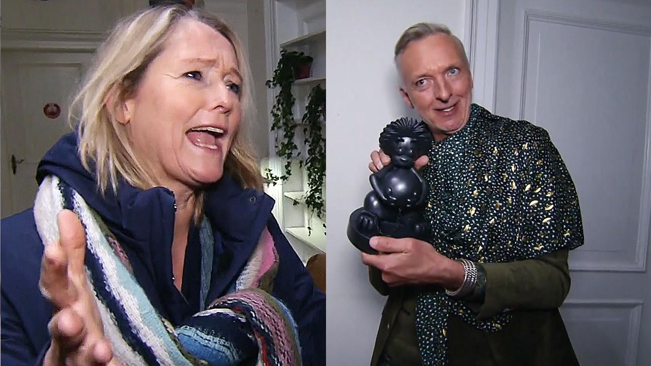 Antoinette Hertsenberg en Martien Meiland