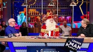 Sinterklaas in VI