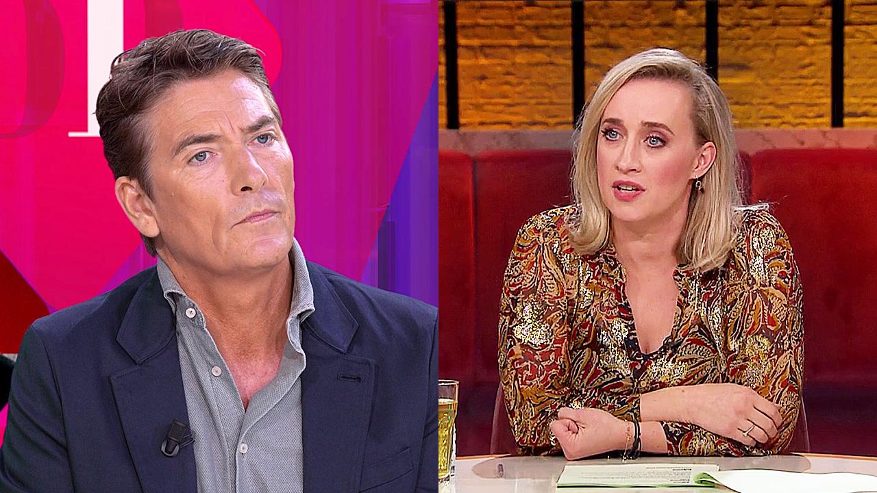 Bart Ettekoven en Eva Jinek