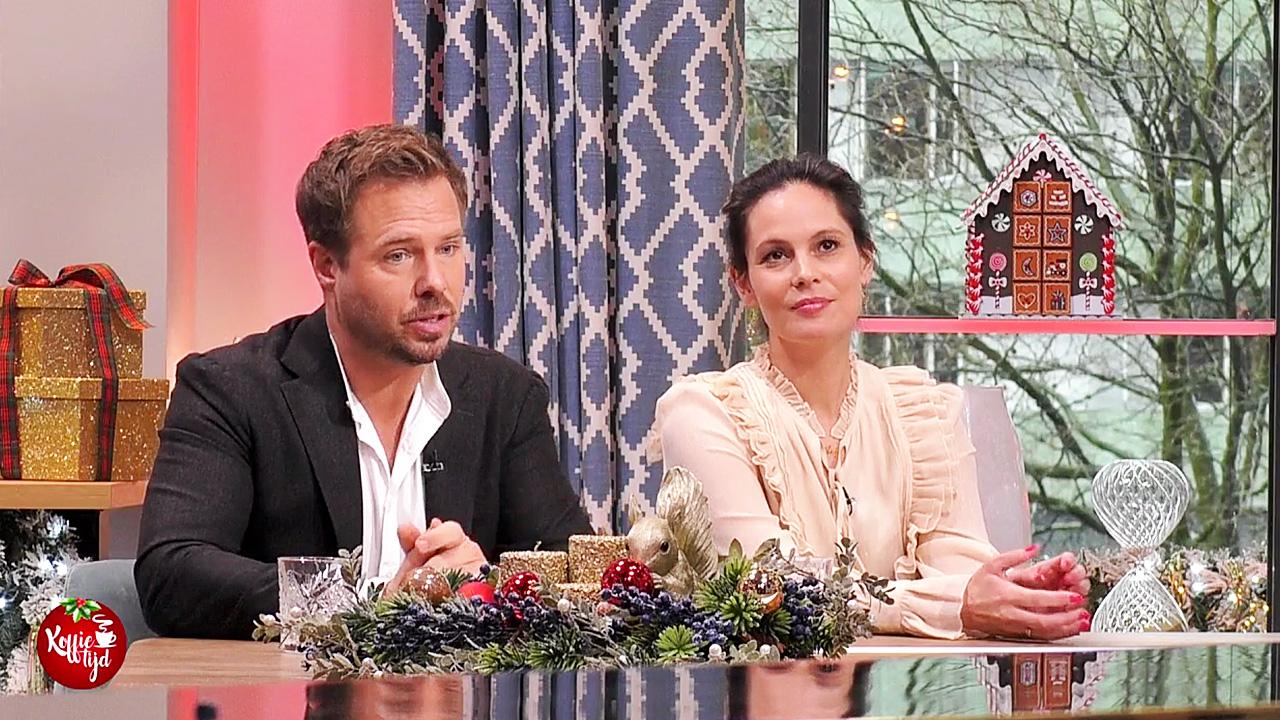 Thijs Römer en Igone de Jongh