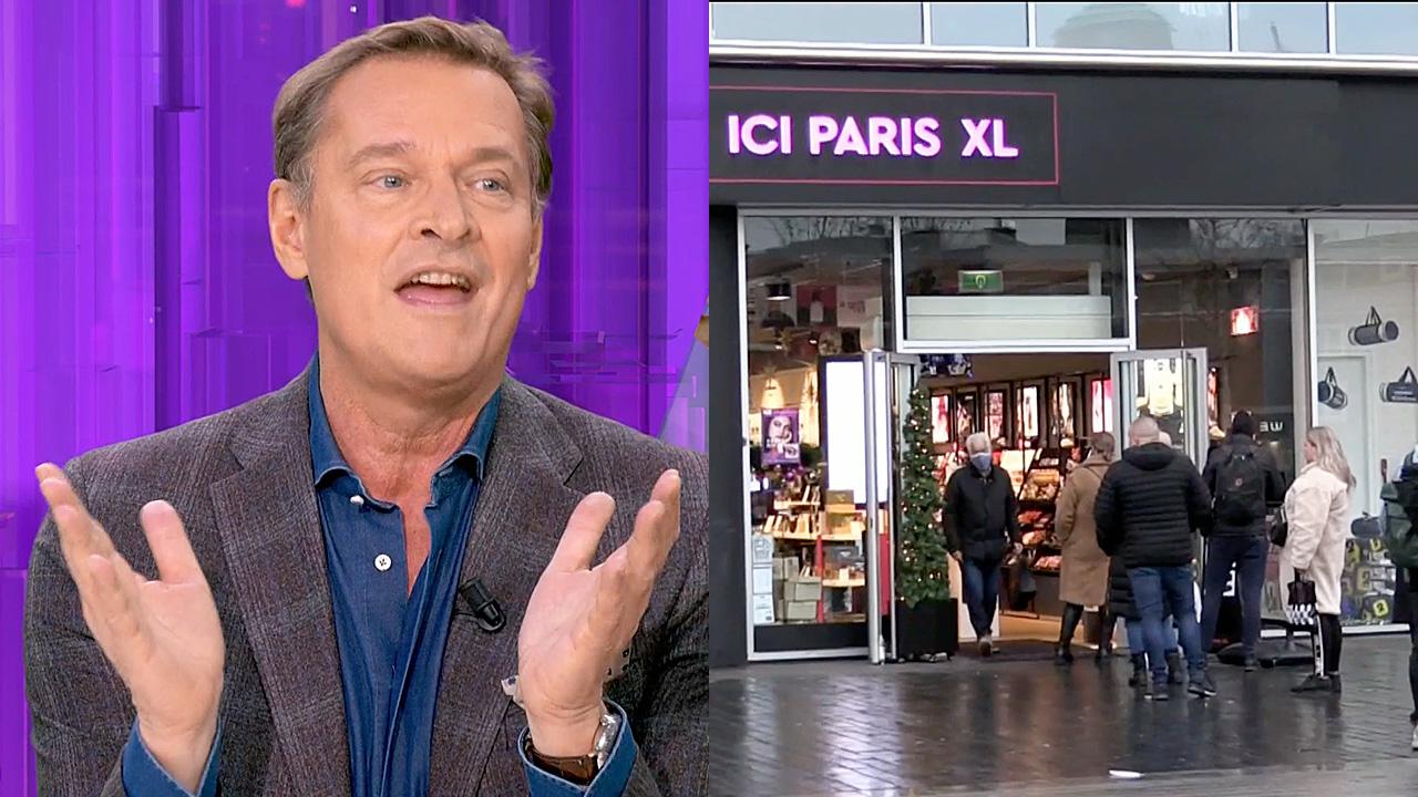 Albert Verlinde en ICI Paris XL