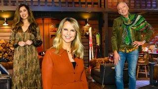 Fidan Ekiz, Linda de Mol en Martien Meiland